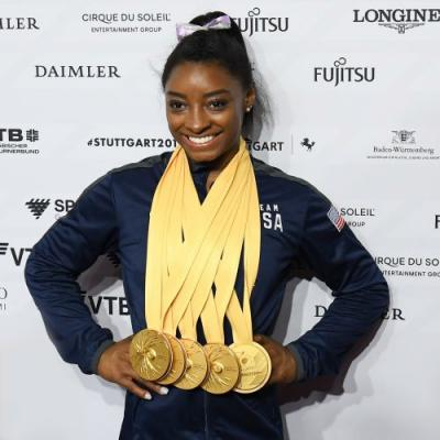Olympic Gymnast Simone Biles Is All About a Balanced Diet - See What the Athlete Eats