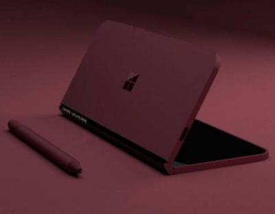 Microsoft foldable Surface tip sounds too good to be true