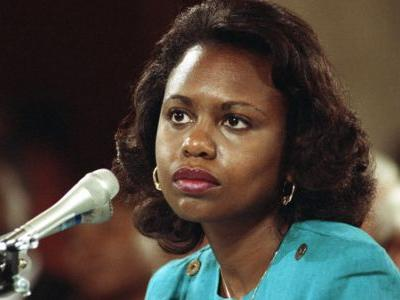 From Anita Hill To Christine Blasey Ford, The Similarities And Differences