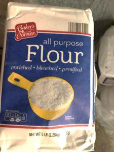 Flour with E. coli - Again?