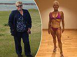 DNA profiling helped size 24 woman shift half her body weight