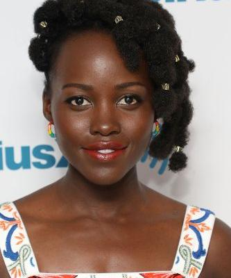 """Lupita Nyong'o Changed Her High School's """"Archaic"""" Rule About Makeup"""