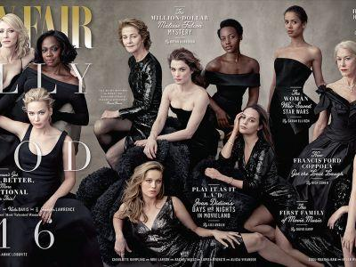 Vanity Fair's Iconic Covers Get A Remix & We're Here For It
