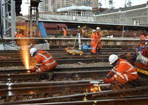 Exciting Opportunities in Surrey & London to Start a Career in Rail with Network Rail