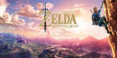 Legend of Zelda and Nintendo Switch sell more than 2.7 million units