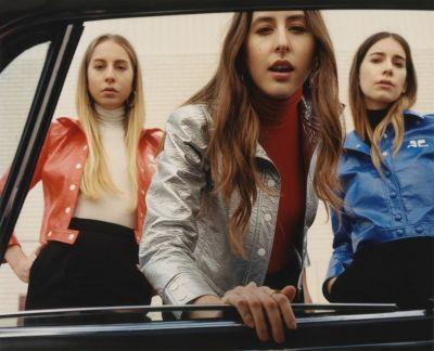 HAIM return with Paul Thomas Anderson-directed new video