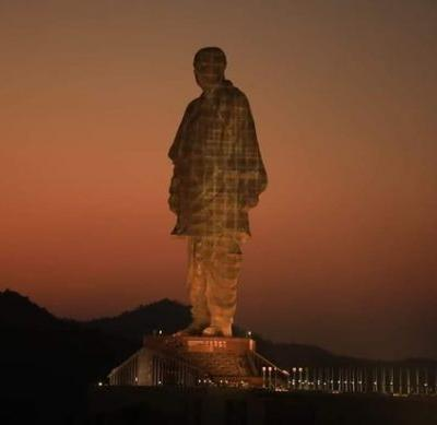 The Tallest Statue in the World is Completed in India