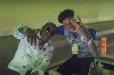Blueface Catches His Opponents Slipping in Birdman-Assisted 'Stop Cappin' Video: Watch