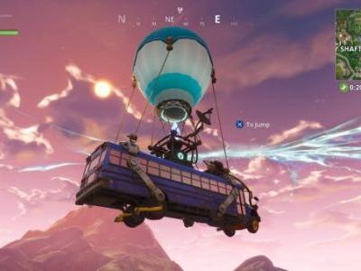 Fortnite's giant rift is shrinking, and will be gone next week