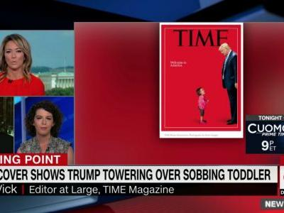 Honduran Official Says Crying Child on Time Cover Was Not Separated From Parents