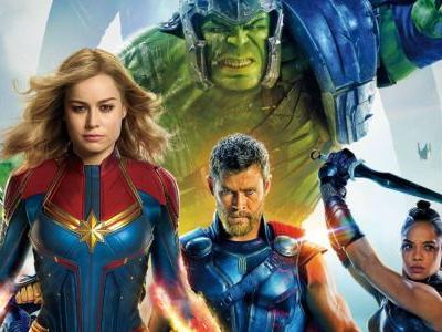 Captain Marvel's Post-Credits Scene Almost Tied Into Thor: Ragnarok