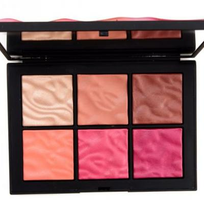 NARS Exposed Cheek Palette, Multi-Use Glosses, Spring 2019 Lip Glosses Swatches