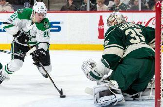 Kuemper, Wild hold off struggling Stars