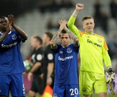 Everton looking into alleged incident involving Pickford