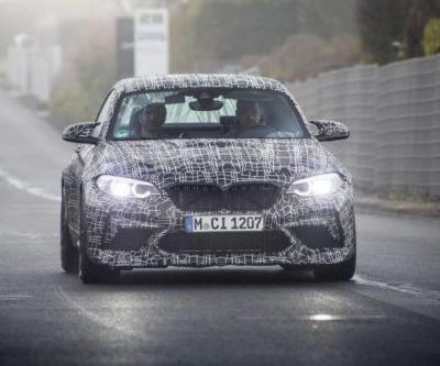 BMW M2 CS Will Be A Fairly Limited Edition Car
