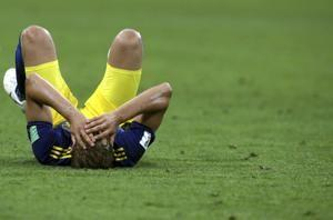Sweden has a lot to be upset about after last-minute loss