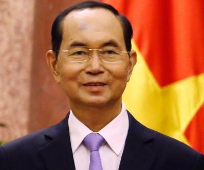 Vietnam's president dies at 61 after 'serious illness'