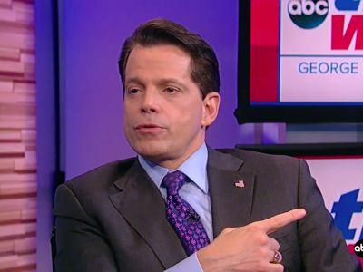 'He needed to be much harsher': Anthony Scaramucci criticizes Trump's refusal to explicitly condemn white supremacists in Charlottesville