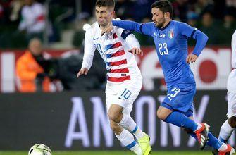 90 in 90: Italy vs. United States   International Friendly Highlights