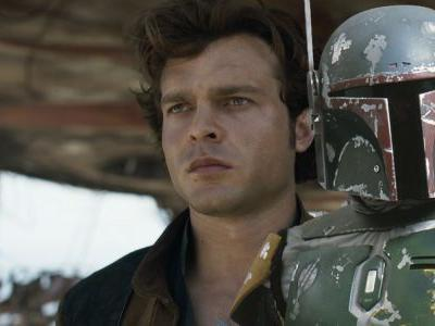 The Boba Fett Movie Could Feature Alden Ehrenreich's Han Solo