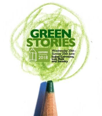 GREEN STORIES - PYSB in Oxford from 25th to 28th June, 2018