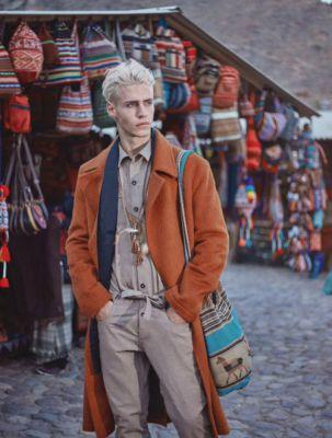 Oliver Stummvoll for August Man Malaysia byGreg Swales