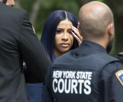 Cardi B Pleads Not Guilty To Felony Charges