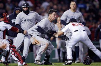 Yankees, Red Sox fight at Fenway after New York player hit