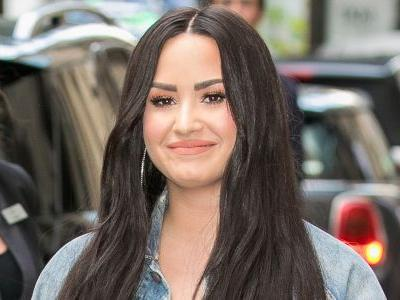Demi Lovato Is All Smiles On Romantic Aspen Vacation With Henri Levy