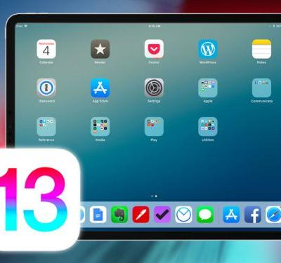 Fresh Rumors of Coming iOS 13 Features are Good News for iPad Users