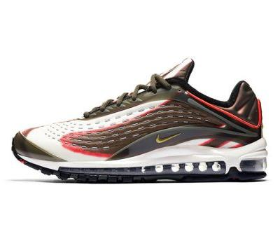 """An Official Look at the Nike Air Max Deluxe """"Sequoia"""""""