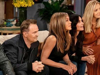 The Friends Reunion Helped Courteney Cox Achieve A Milestone, But Honestly, It's Not What She Was 'Looking For'