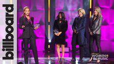 Music Modernization Act Key Figures Accept Executives of the Year Honor at 2018 Billboard Women in Music
