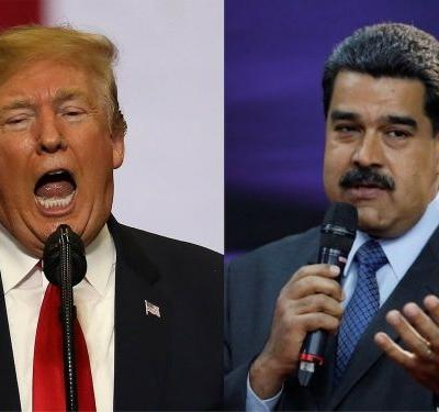 Nicolás Maduro tells US diplomats to leave Venezuela within 24 hours after Trump recognizes opposition leader as interim president