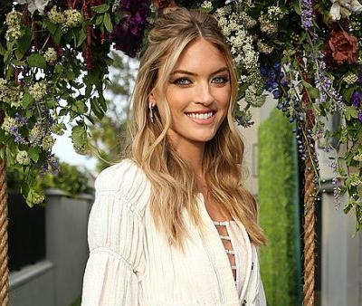 Supermodel Martha Hunt Says This Wellness Practice Makes Her a 'Much Happier Person'