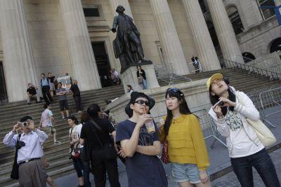 China's new weapon in economic war: tourists