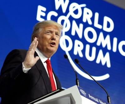 Trump cancels delegation's trip to Davos due to shutdown