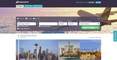 China's Ctrip acquiring travel search website Skyscanner for $1.74 billion