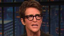 Rachel Maddow Nails Why Democrats Must Stop Overthinking Donald Trump's Impeachment
