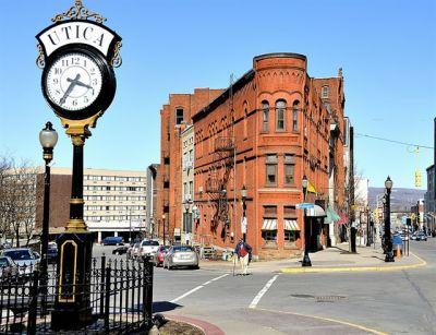 Utica Plans to Open Car Rental Business