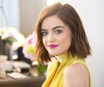 Summer Hair Goals- Lucy Hale's Epic Bob Hairstyles