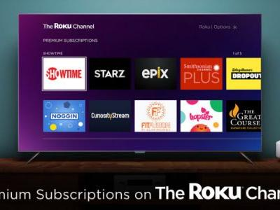 The Roku Channel adds premium subscriptions alongside its free content