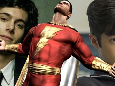 Shazam!: Adam Brody & Ross Butler Might Join the Cast