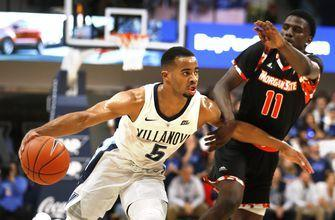 Paschall, Booth key national champion Villanova in rout