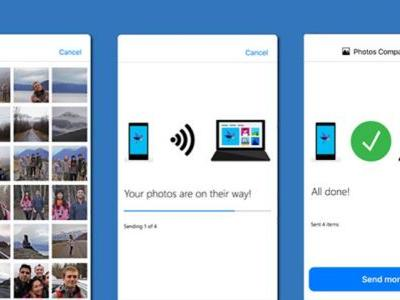Microsoft Photos Companion: Easily Transfer Photos from Phone to PC