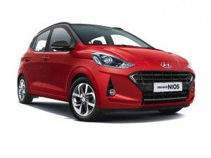 Hyundai Grand i10 Nios Turbo Hatchback Launched in India At Rs 768 Lakh