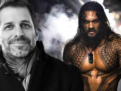 Aquaman's Original Justice League Ending Revealed in New Zack Snyder Images