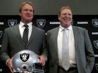 NFL investigating whether Raiders violated Rooney Rule when hiring Jon Gruden