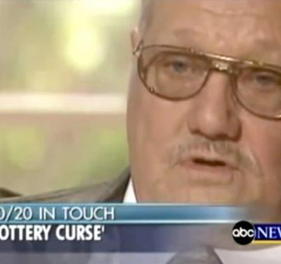 20 lottery winners who lost every penny