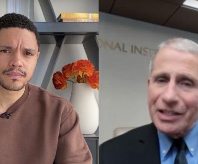 """Dr. Anthony Fauci Calls The Coronavirus """"Worst Nightmare"""" on 'The Daily Show'"""